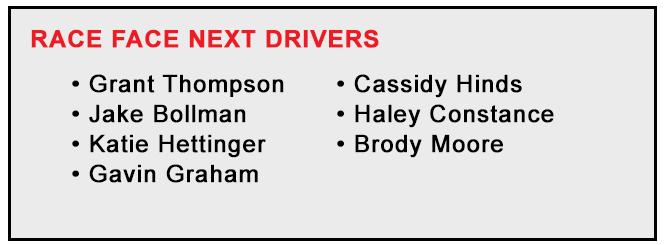 RF Next Drivers for RFTV july