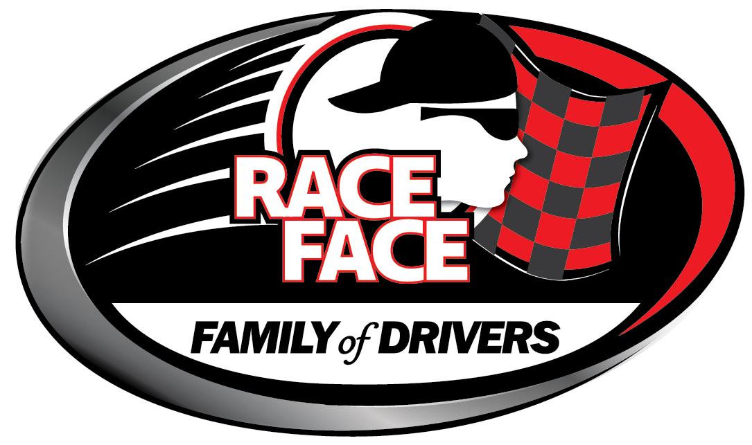 Race Face FAMILY script of for dark backgrounds